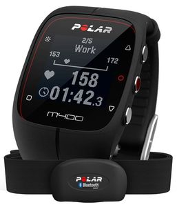 POLAR M400 HR Black - хит продаж 2016