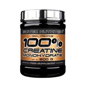 100% Creatine Monohydrate (500mg) / Scitec Nutrition