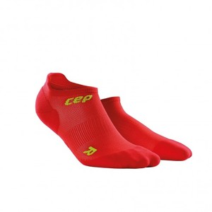 21 cep ultralight no show socks red green
