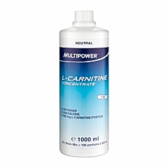 Multipower L-Carnitin Concentrate  1000мл.