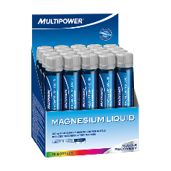 Multipower MAGNESIUM LIQUID 20х25мл.