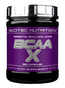 Scitec Nutrition BCAA X 330 капс.