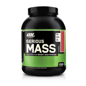 Serious Mass (2,72 кг) / Optimum Nutrition USA