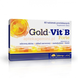 OLIMP Labs Gold-Vit B Forte 60 таблеток / Olimp PL