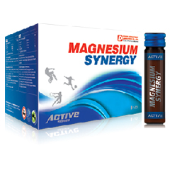 Dynamic MAGNESIUM SYNERGY 25х11мл.