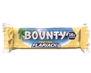 Mars Incorporated Bounty  Protein Flapjack bar 60 г. 1 уп. по 12 шт.