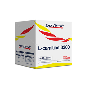 Be First  L-carnitine 3300. 20 ампул