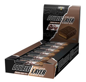 Maxler Double Layer Bar 60 г - 1уп. по 12 шт.