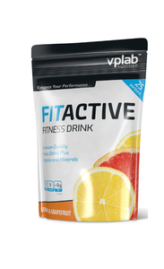 VPLab FitActive Fitness Drink 500гр.
