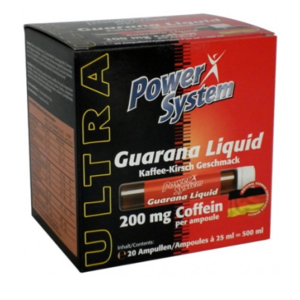 Power System GUARANA 20х25мл.
