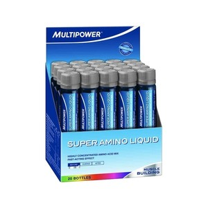 Multipower GUARANA 20х25мл.