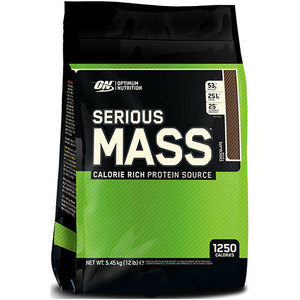 Optimum Nutrition SERIOUS MASS 5450гр.
