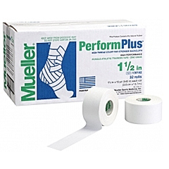 130182 Mueller Perform Plus Tape 3.8см х 13.7м, 32 рул.