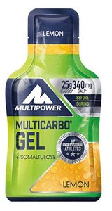 Multipower Multi Carbo Energy Gel 40гр.