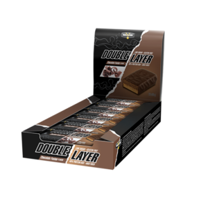 Double Layer Bar (12 x 60g) - Chocolate Fusion Maxler